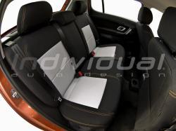 bilsetetrekk skoda fabia 2